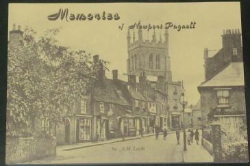 Memories of Newport Pagnell, by A.M. Leath